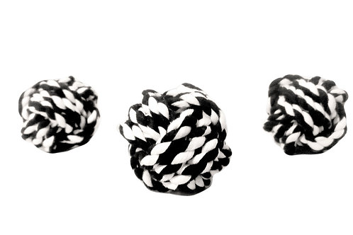 Knotted Rope Ball