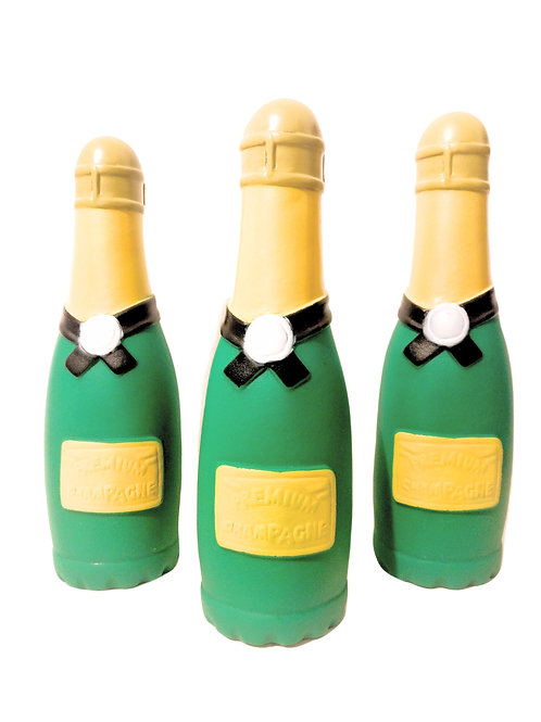 Champagne Squeaky Toy