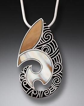SF376N-zealandia-maori-jewelry-maori-pen