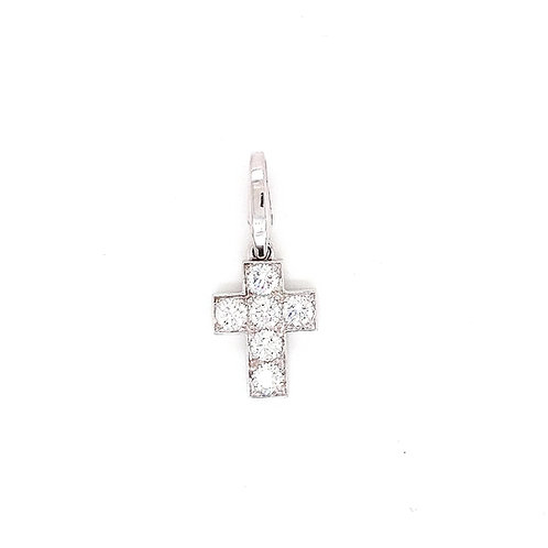 Cartier Cross Charm Pendant