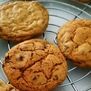 Recette de cookies sans gluten (avec jaune oeuf)
