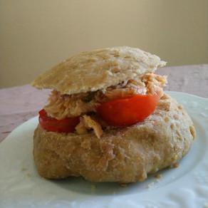 Pain sandwich sans gluten