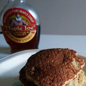 Recette Pancake sans lait ni gluten