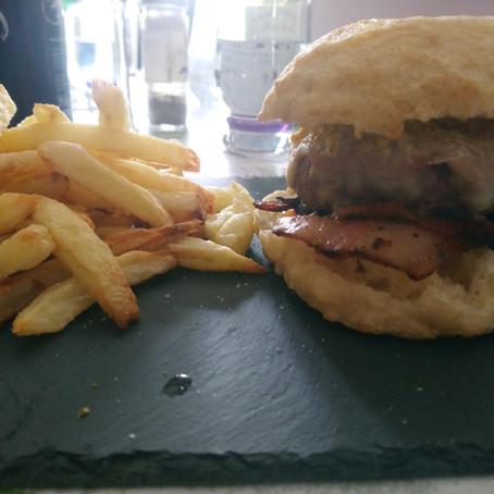Recette de burger maison