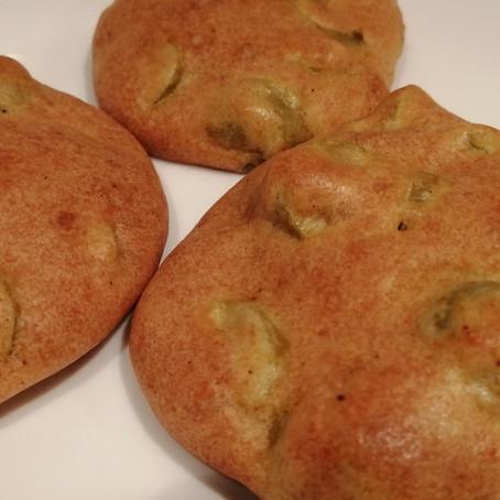 """Recette """"anti-gaspi"""":  Biscuits salés avec blancs d'oeufs"""