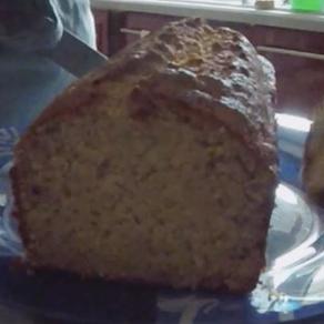 Cake à la banane ou bananas bread
