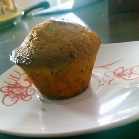 Muffins à la crème Mascarpone et aux pépites de chocolat