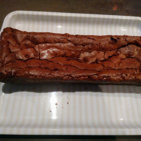Cake chocolat caramel (sans gluten)