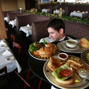 Manger au restaurant quand on suit un régime sans gluten