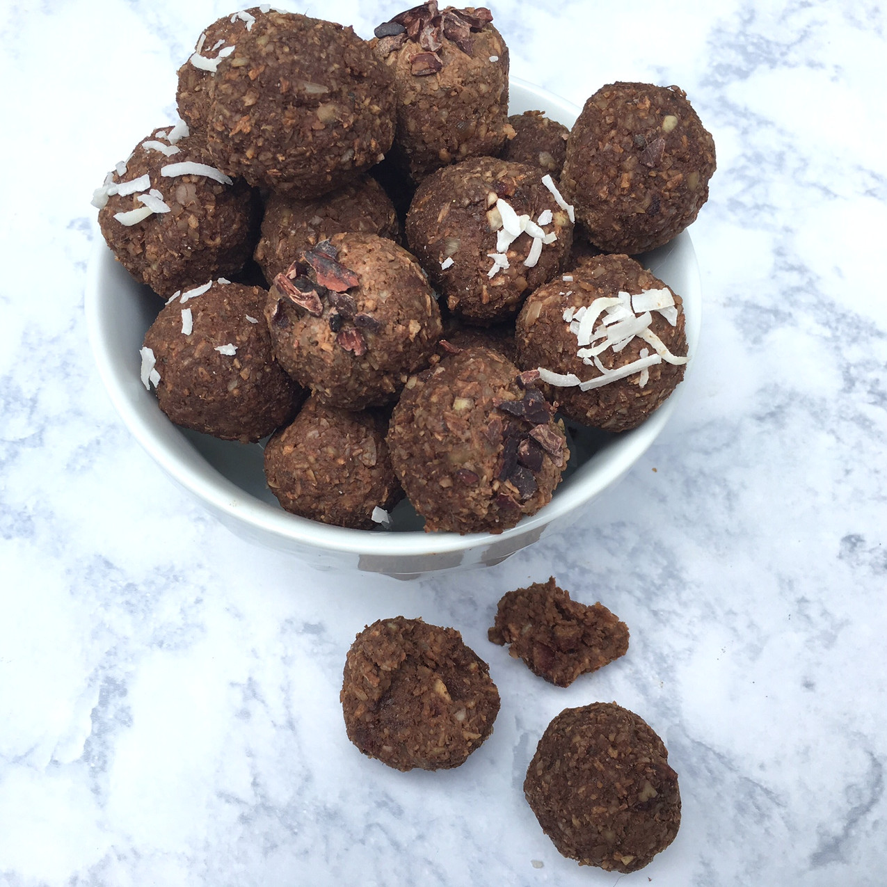 Cacao Bliss Balls 2