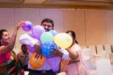 Why do you need so many balloons?