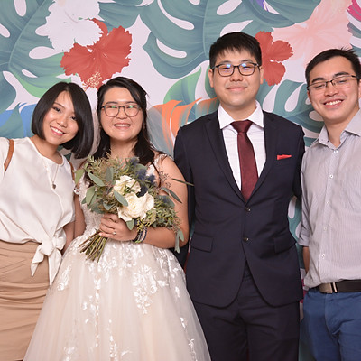 Wedding Of Cixiang & Claire