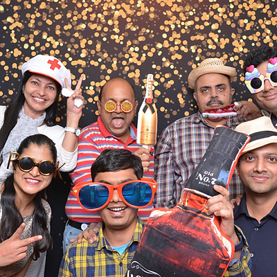 Infosys Year End Party 19