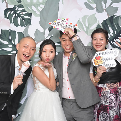 The Wedding of YongRou & Quentin