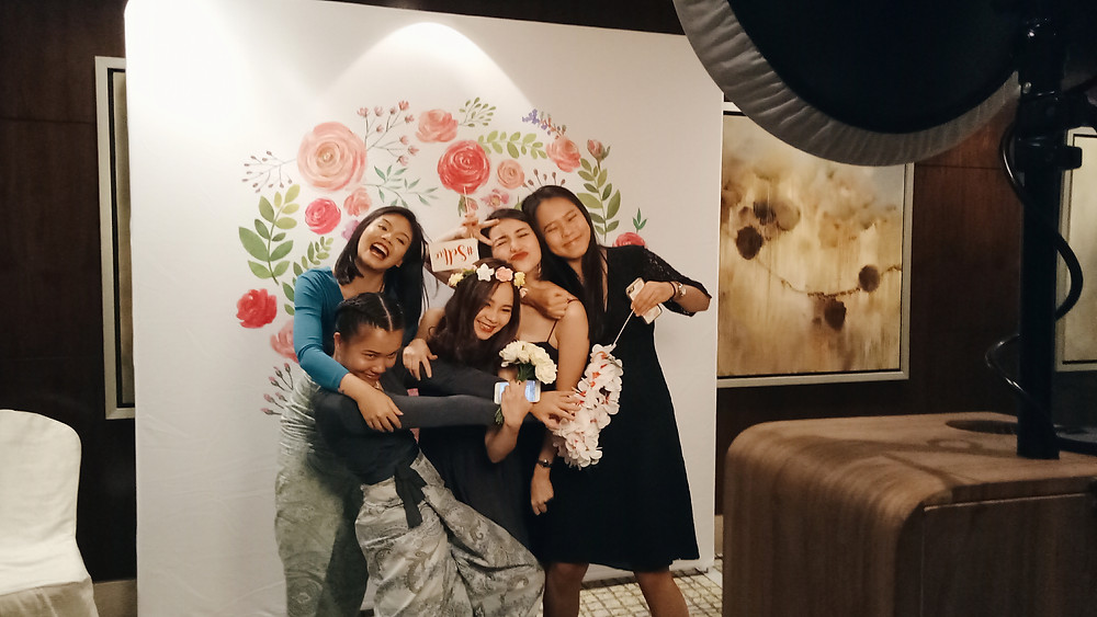 instagram photo booth wedding singapore