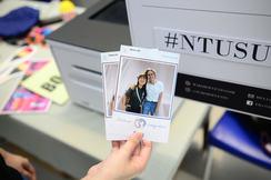 Hashtag printer prints singapore