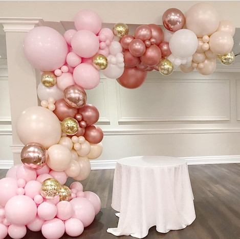 Balloon Arch Deco Styling wedding