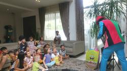 Kid Party Magic Show Singapore