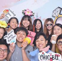Wedding photo booth Ideas Singapore