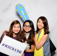RICS 150 anniversary photo booth