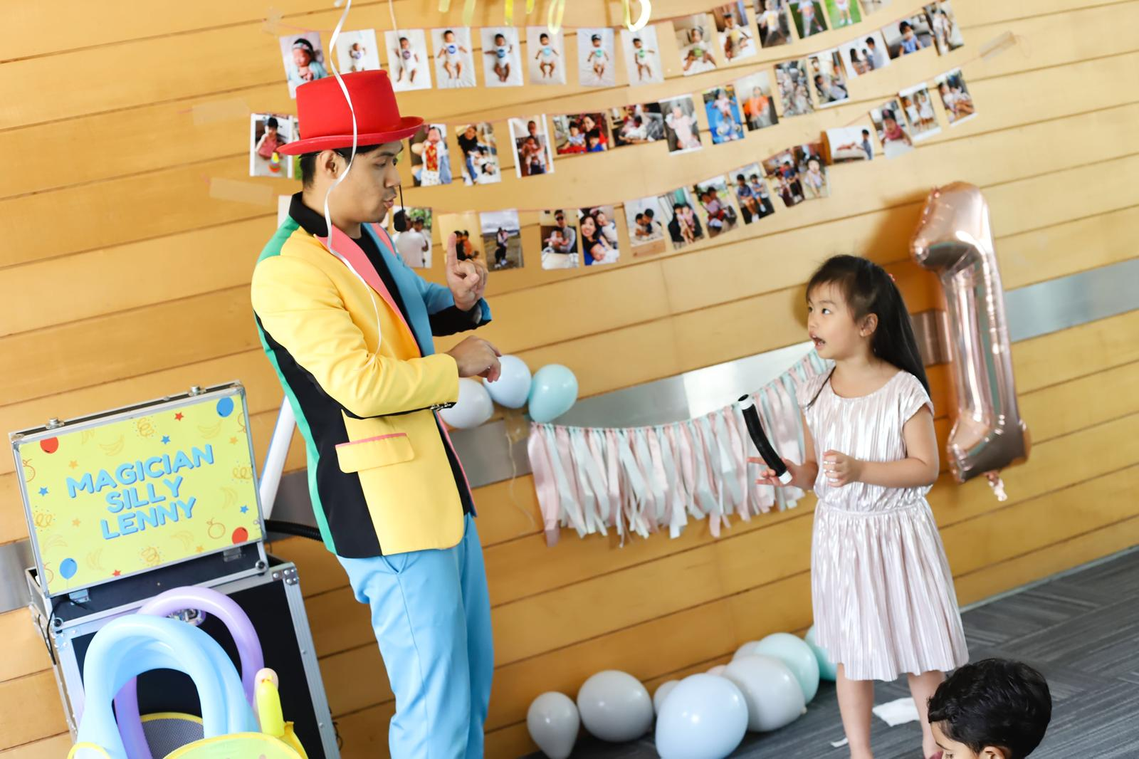 children magic show makors events
