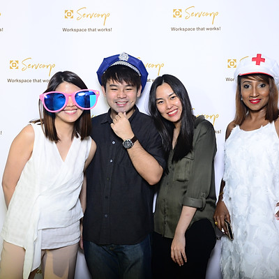 Servcorp Christmas Party 2018