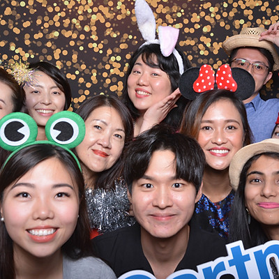 Gartner Year End Party