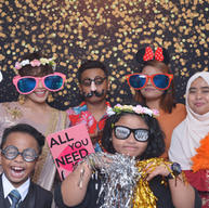 Custome filter photo booth singapore