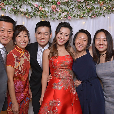 The Wedding Of Kevin & Min Yi