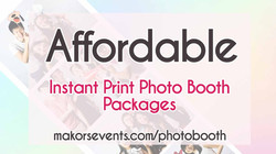 Affordable photo booth SG printing