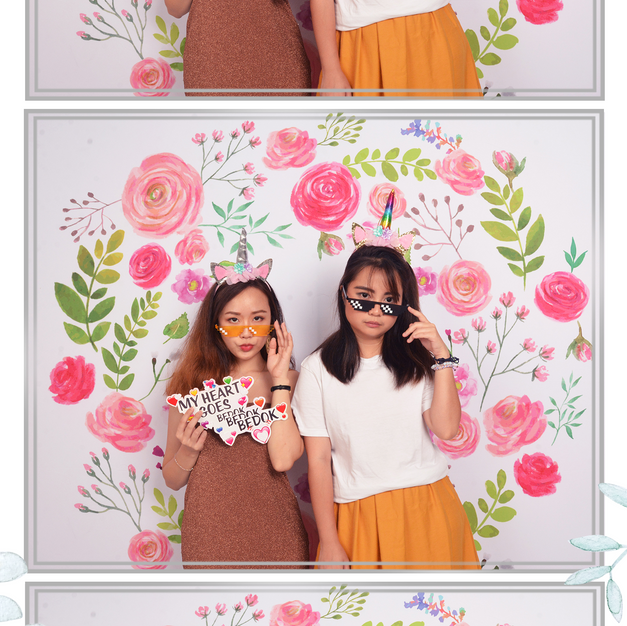 Wedding photo booth Singapore