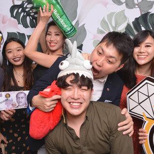 Wedding photo booth Softcopy