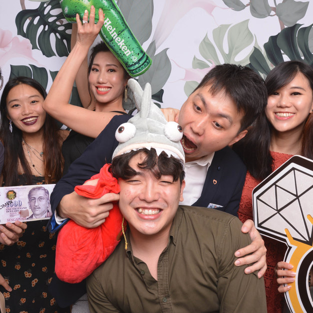 Wedding photo booth Softcopy