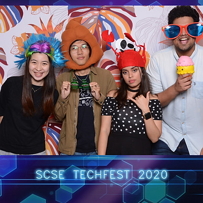 SCSE TechFest 2020