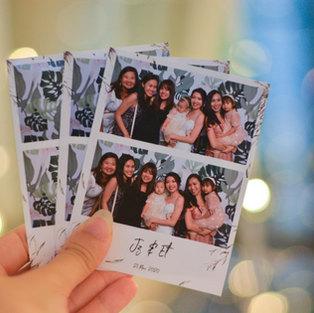Wedding photo booth Prints