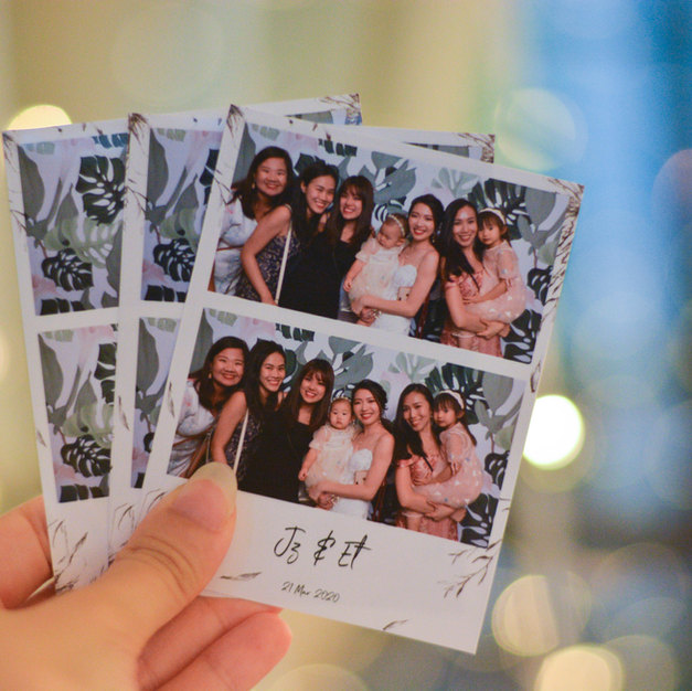 Wedding photo booth Prints