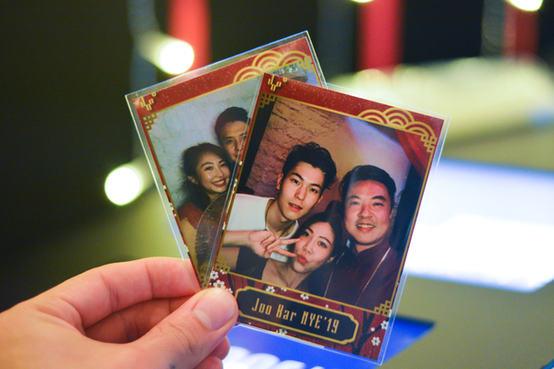 HASHTAG printing at Joo bar