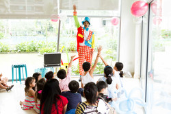silly lenny kids party magic