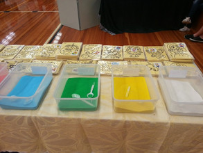 Kids Party Sand Art Packages