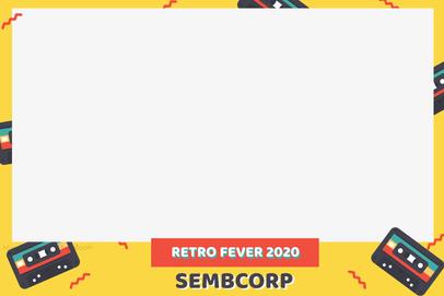 RETRO fever theme