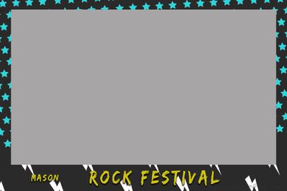 Rock Festival theme