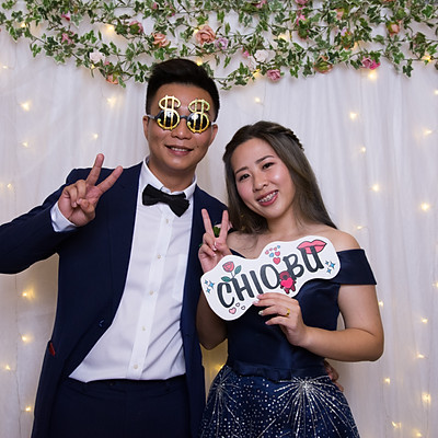 Wedding of Wei Jie and Sandy