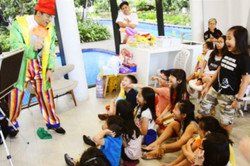 Comedy and interactive kids magic