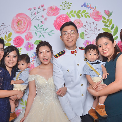 Wedding of Hwee Liang & Yixian