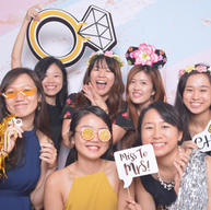 Wedding photo booth singapore Chapel