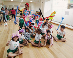 Kids magic show package preschool