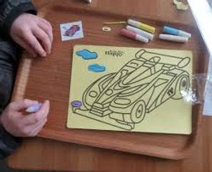 Sand Art Entertainment for Children