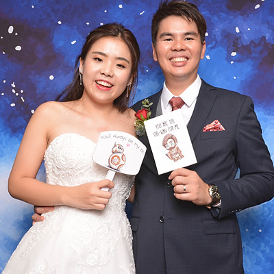 The Wedding Of ShuLing & XianYang