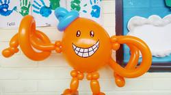 Mr tickles balloon sculpting, kids