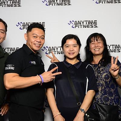 Anytime Fitness Novena Opening 2018